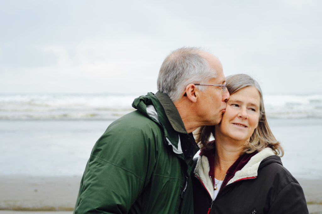 Old Couple for Life Insurance Quoter